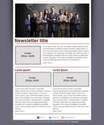 Modelos gratuitos de newsletters de asociacion