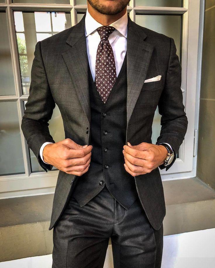 Pin On Anzug