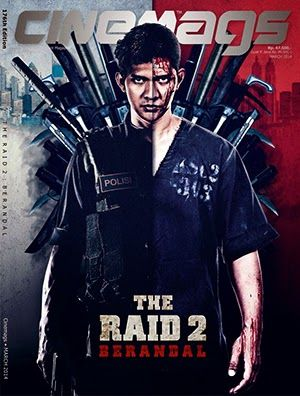 The Raid 2 Genre: Action / Crime / Thriller Release: 28 March 2014  Director: Gareth Evans Prequel: The Raid: Redemption Sequel: The Raid Movie  .