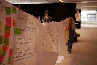 Waslijnen vol ideeën