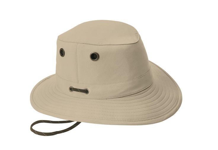 Tilley LT5B Nylon Lightweight Breathable Wide Brim Safari Hat