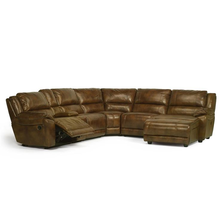Italian Leather Sofa Edmonton: 71 Best Images About Reclining Sectional Sofa's On