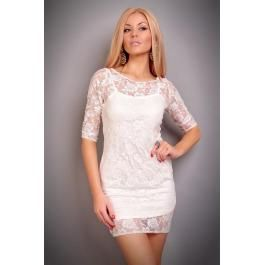 !White Lace Babydoll Dress! http://www.sweettemptations69.com  HUGE INVENTORY CLEAR OUT, Come check out what we have left on SALE to bring in the new stock, All around great deals. Even a BUY 1 GET one FREE deal on some items. DONT MISS OUT ON THIS INVENTORY SALE.  #lacedress #womansformalwear #clubwear #ladiesnightout #newstock #bringingsummerbacksexy, #sexysummerwear, #sweettemptations69