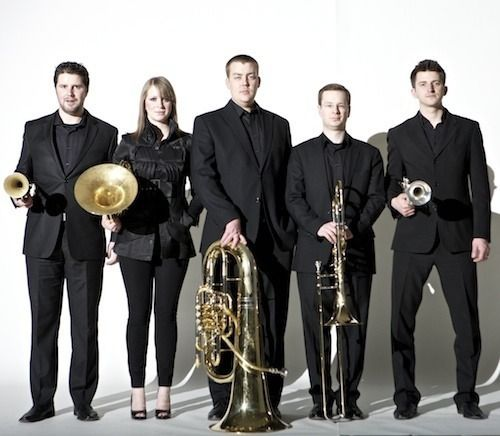 Gaudete Brass Quintet Dame Myra Hess Concert Review – Rejoice and Reflect on Brass | Splash Magazines | Los Angeles