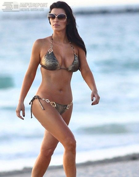 a9c6aaa2fbcb0 The 10 #Best #Photos Of Kim #Kardashian In A #Bikini #Impelreport.Get 2018  exclusive #news #entertainment, #movies, #music #Hollywood updates at one  place.