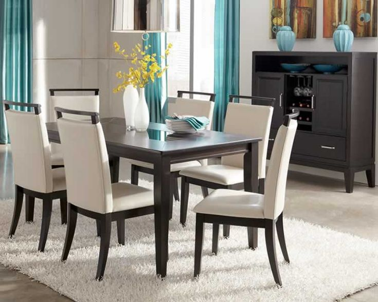 room set on pinterest modern dining rooms contemporary dining room