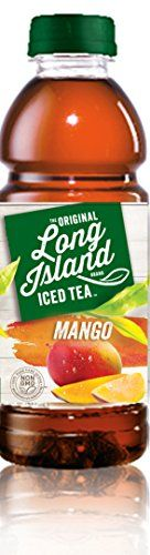 Mango - Long Island Iced Tea - 12 Pack 20oz *** You can find out more details at the link of the image.