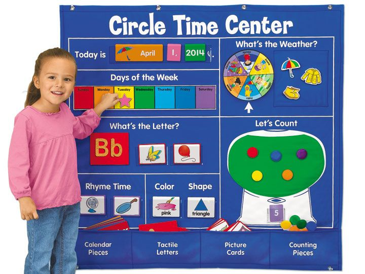 Circle Time Calendar Printables : Best images about back to school essentials on