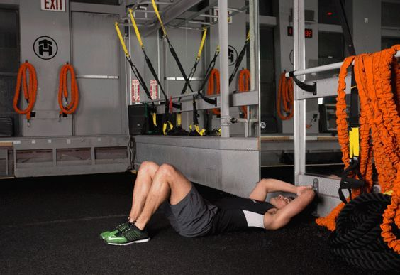 10. Dragon Flag #abs #workout #exercises http://greatist.com/move/abs-workout-unexpected-moves-that-work-better-than-crunches