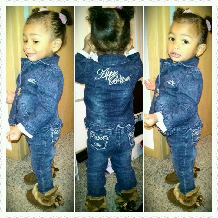 Apple Bottom Jeans Baby Girl Clothes I Find Cute