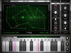 Animoog - The best iPad Synth