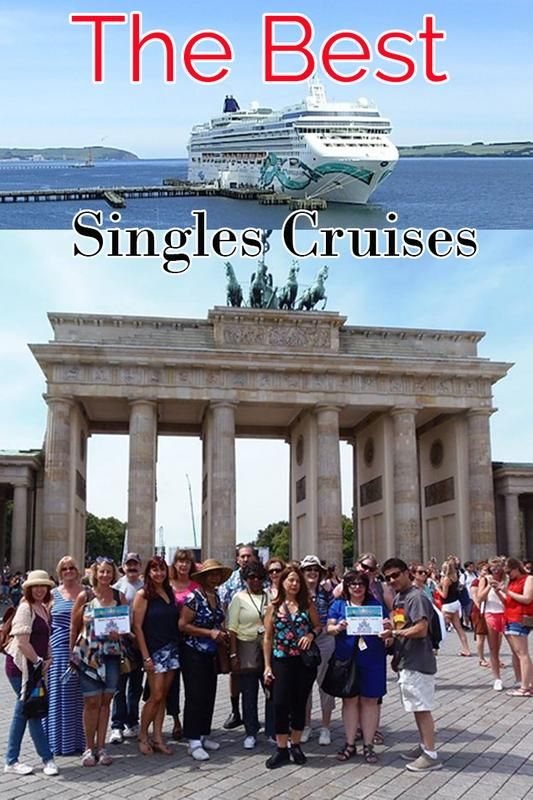 Singles cruises in Europe, Caribbean, Mexico, Asia and