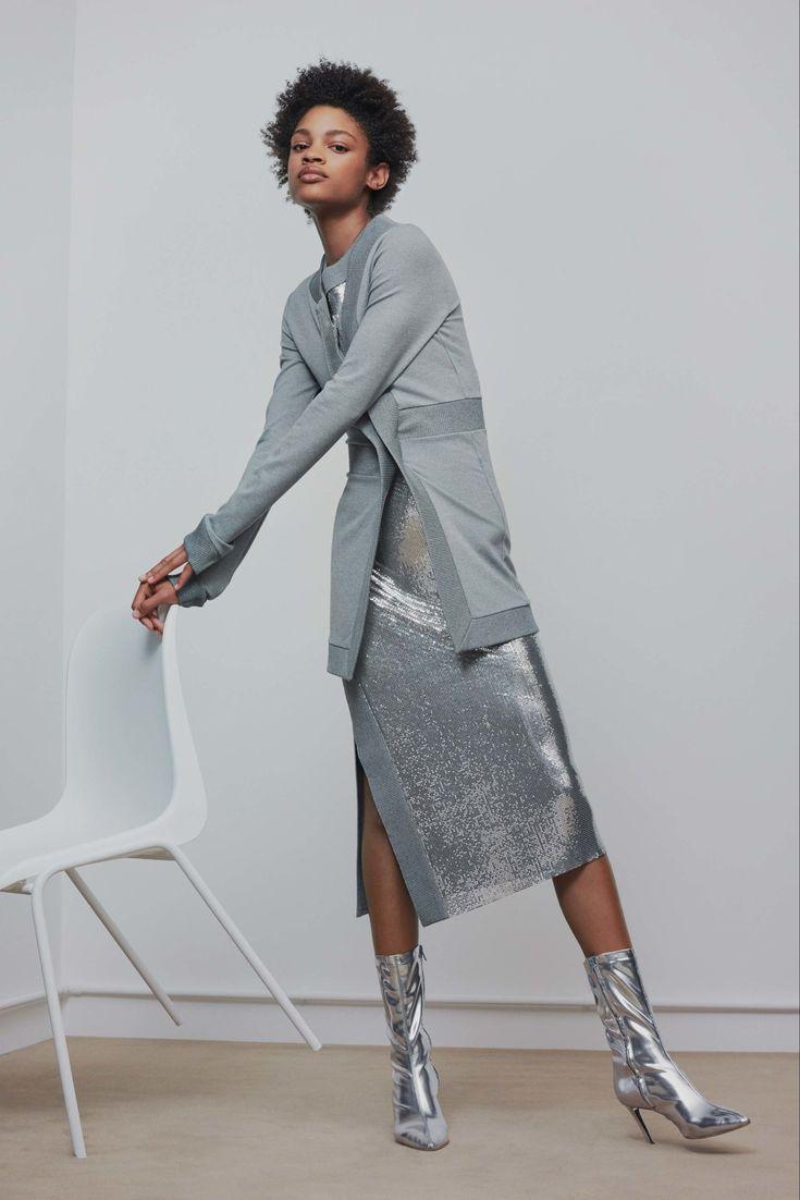 Sfilata Paco Rabanne Parigi - Pre-Collezioni Autunno-Inverno 2018-19 - Vogue