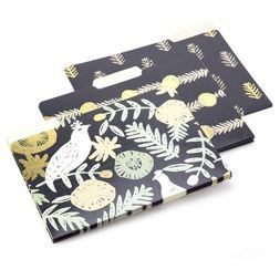 Make Office Work A Little Less Boring With The File Folders, Black/Gold  From Nate Berkus. This Pack Of 12 File Folders Has Decorative Exteriors To  Give Your ...