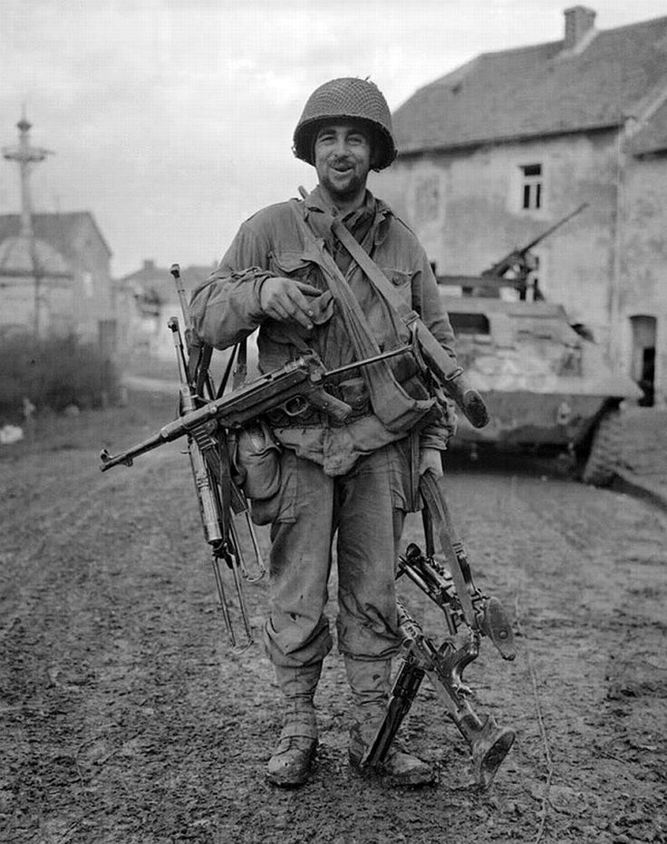 Image result for us army wwii gun collecting opportunities