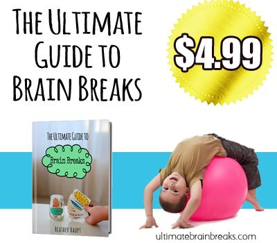 26 best the ultimate guide to brain breaks images on pinterest coupon code the ultimate guide to brain breaks only 499 this week only fandeluxe Images