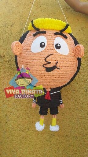 Para los nostálgicos #PiñataKiko deja de buscar #VivaPiñataFactory tiene la piñata que busca tu pequeño.