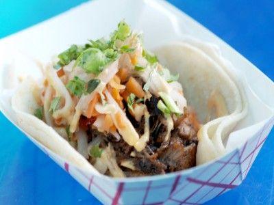Banh Mi Tacos | Chow | Pinterest
