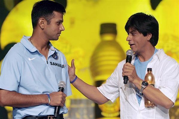 The Rahul Dravid Rare and Exclusive album (© Reuters)