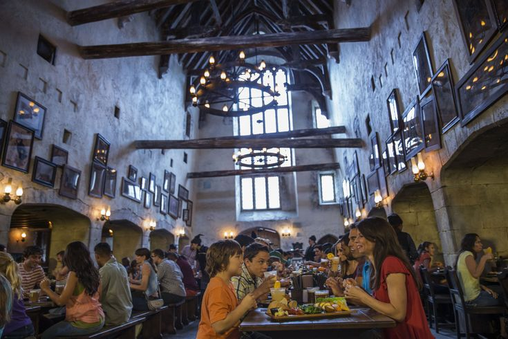 Leaky Cauldron Universal Studios