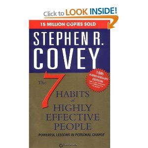 The 7 Habits of Highly Effective People: Amazon.co.uk: Stephen R. Covey: Books