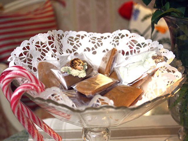 Ingefärs- och vaniljkola (kock Ernst Kirchsteiger)
