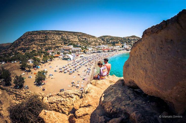 VISIT GREECE| Matala Festival, Crete