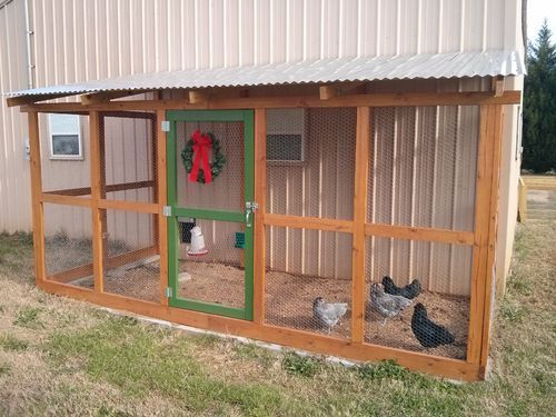 421 Best Images About Coops On Pinterest Chicken Coop