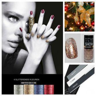Je nagels versieren met grove glitter nagellak, hoe leuk! :: Perron 40