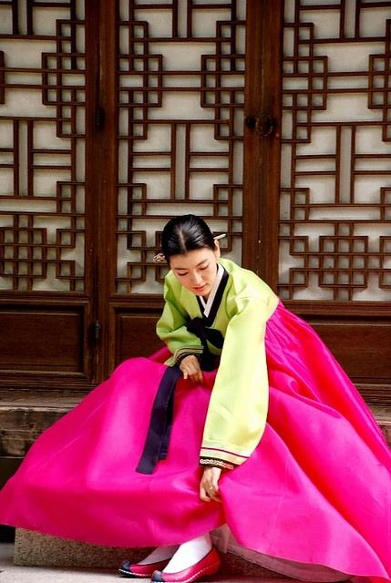 Traditional korea