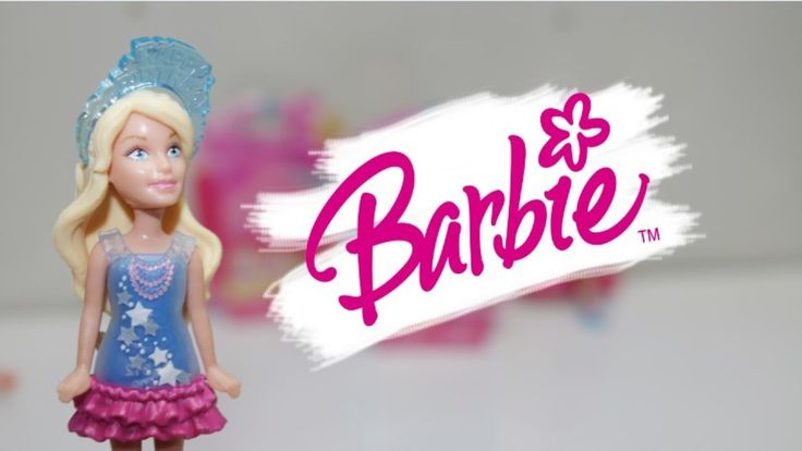 Barbie Birthday Series November - Mini Barbie Doll Series - Barbie Froze...