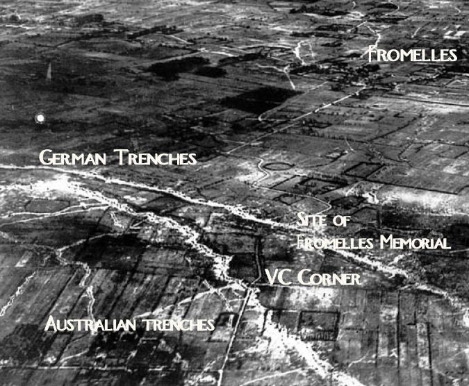 38 best Fromelles images on Pinterest Trench, World war one and Wwi - best of world war 1 map black and white