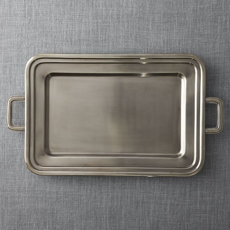 Lawrence Serving Tray - Crate and Barrel
