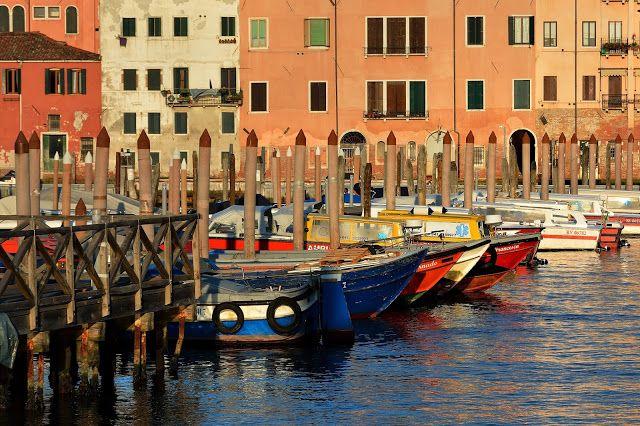 Marina Magro: Quando il sole accende i colori