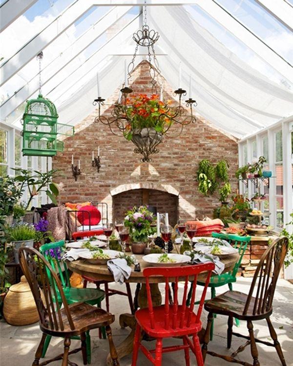 http://inredningsvis.se/inspiration-vackra-vaxthus/ Inspiration: vackra växthus