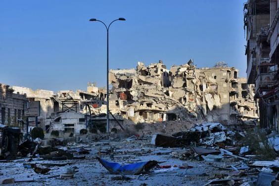 Aleppo news on Dec 2, 2016 - The Independent
