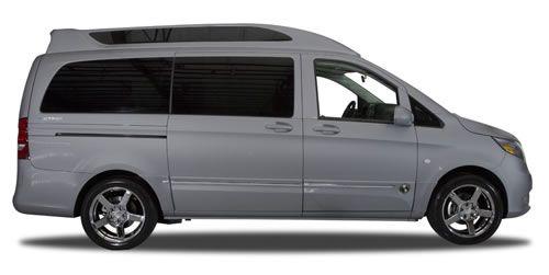 Mercedes-Benz Metris Conversion Van - Explorer Custom Luxury Van Conversions