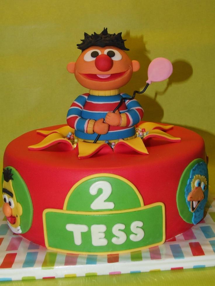 Ernie cake