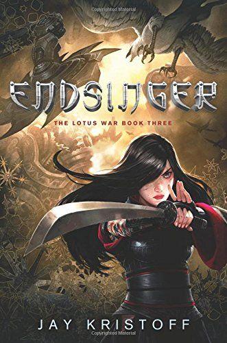 Endsinger: The Lotus War Book Three by Jay Kristoff http://www.amazon.com/dp/1250001420/ref=cm_sw_r_pi_dp_KX9wwb090770A