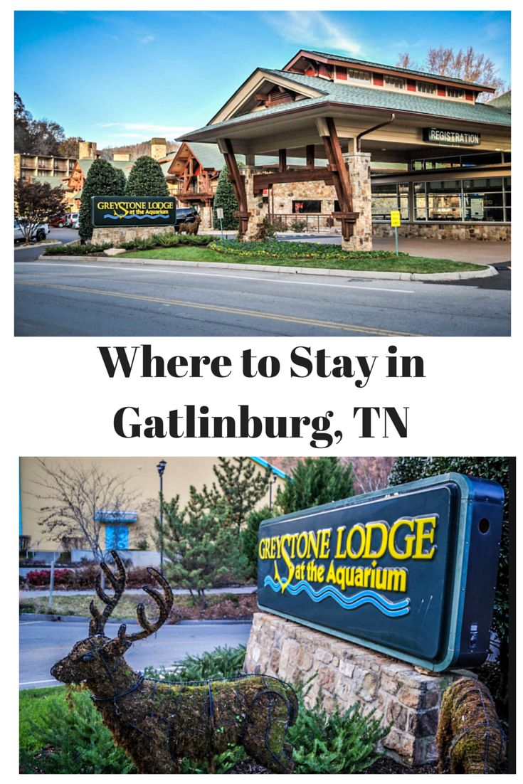 Where to Stay in Gatlinburg – Greystone Lodge