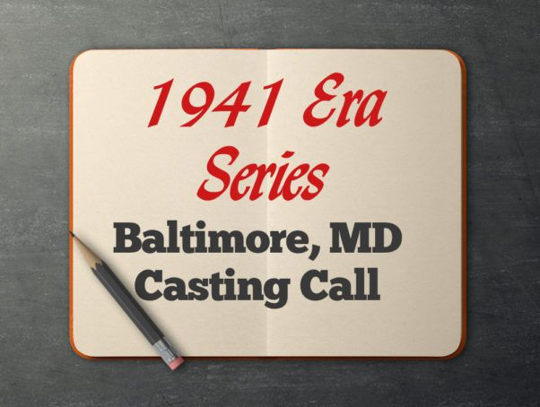 Casting Notice 1941 Hbo Series Seeking 10 Children Ages 9 14 Girls And Boys Boys Especially Needed Nobody Over 14 Years Of Age Washington Dc It Cast Hbo Series Give It To Me