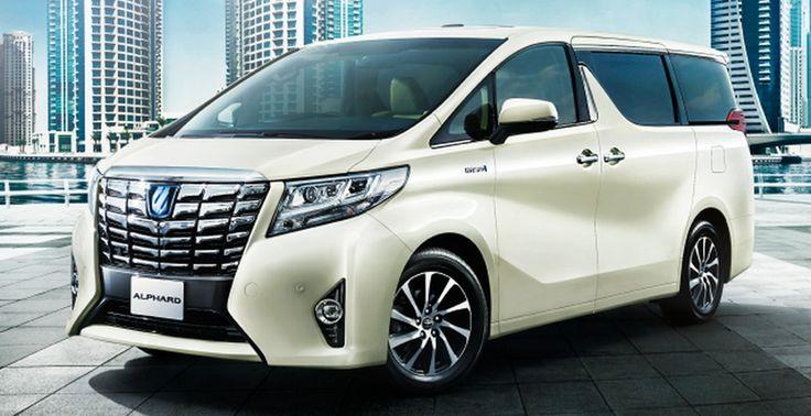 Новая Toyota Alphard появится на российском рынке http://carstarnews.com/toyota/alphard/201524413