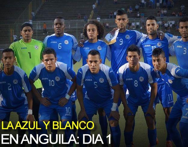 Diario Desde Anguila: D�a 1