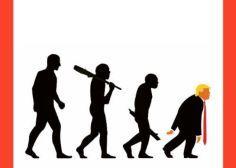 """""""L'âge du feu et de la fureur"""" à la Une de Der Spiegel (et ça ne va pas plaire à Trump)"""