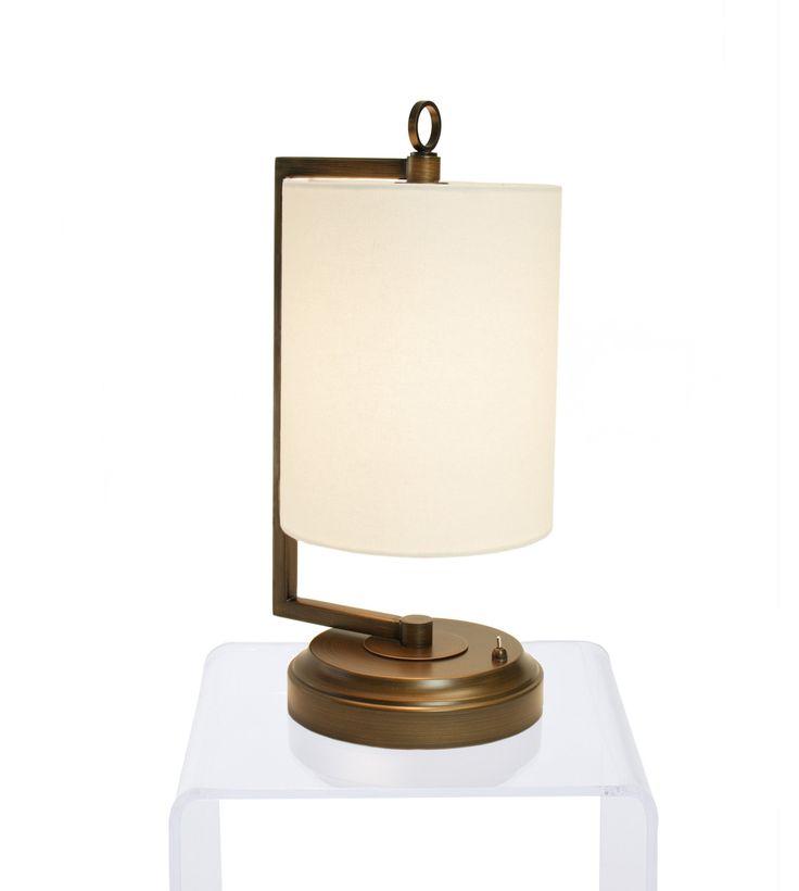 Jynn Cordless Lamp - Antique Bronze