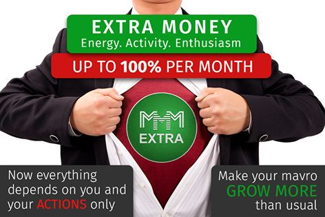 Earn 20 - 100% monthly and Get 10% for new referral commission. MMM Global is a new solution for our better financial solution.