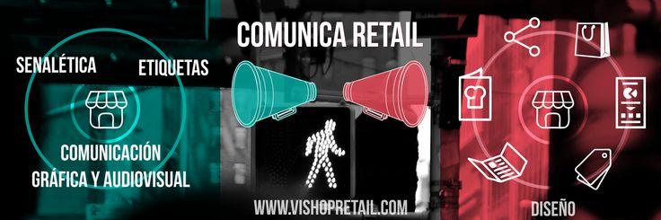 las imágenes son más efectivas que el texto para lograr la atención del comprador  #VishopRetail #VisualMerchandising #ConceptoRetail #ADNmarca www.vishopretail.com