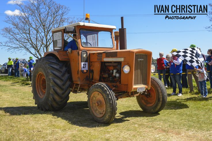 2014 Tractor Trek - At the finish line - Ivan Christian Photography http://ivanchristianphotography.com/