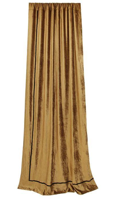 Zasłona z kolekcji sherborne, 140x300 cm