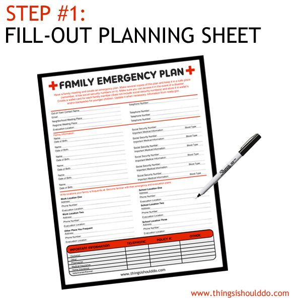 Best 25+ Emergency readiness plan ideas on Pinterest Emergency - evacuation plan template